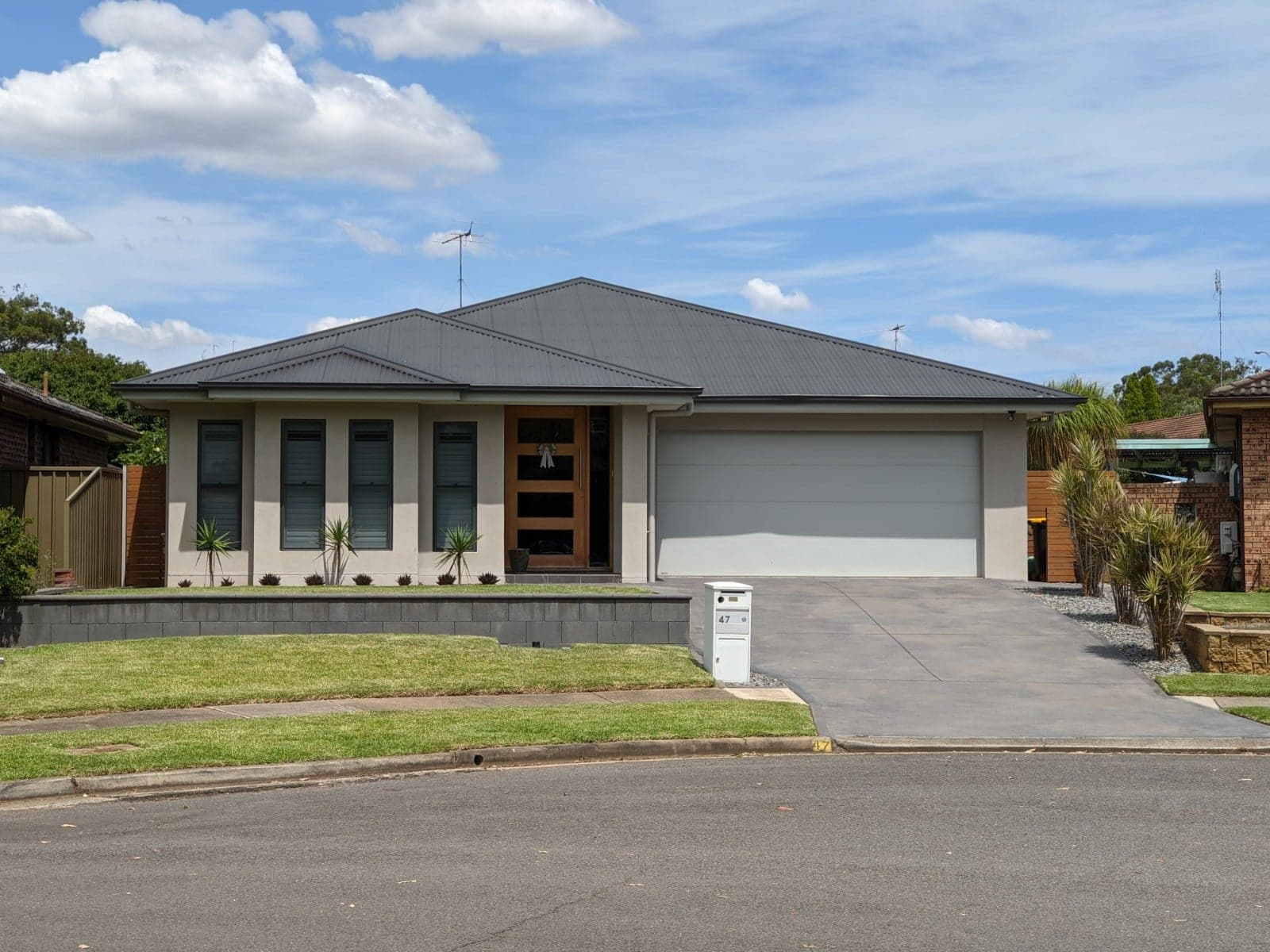 Rendering Job complete in Quakers Hill